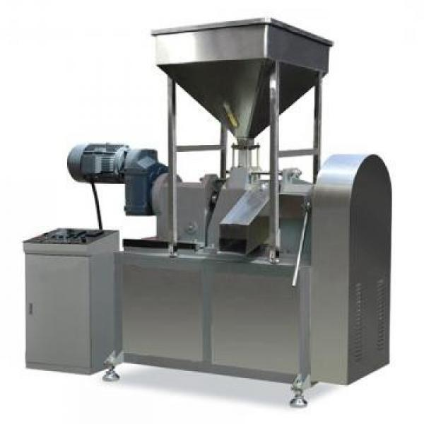 Puff Making Puff Snack Motor Running Maize Puffed Food Machine