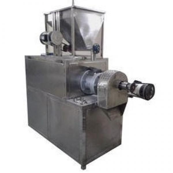 Extruded Non-Fried Healthy Cereals Puffs Making Machine Puffed Maize Snack Extruder Corn Chips Leisure Food Production Line Device Extrusion Machinery Plant