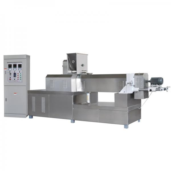 Small Capacity Puff Snack Food Making Machine / Snack Extrusion Machine