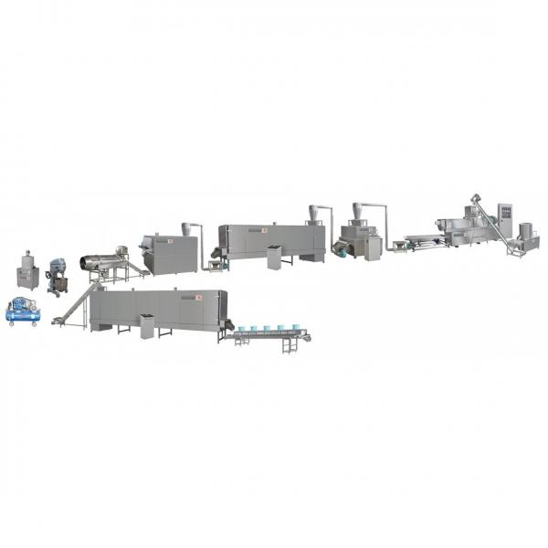 Corn Flake Kurkures Snack Food Processing Extruded Equipment Production Line