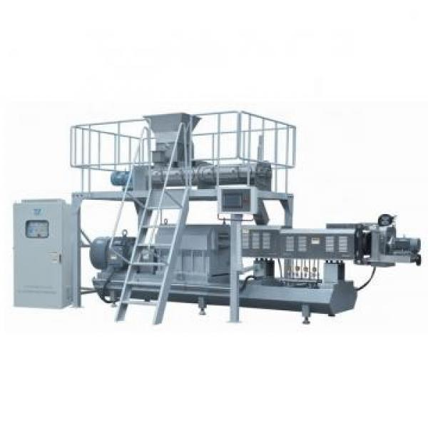 New Automatic Extruded Corn Flakes Products Making Processing Line From Sunward Machine