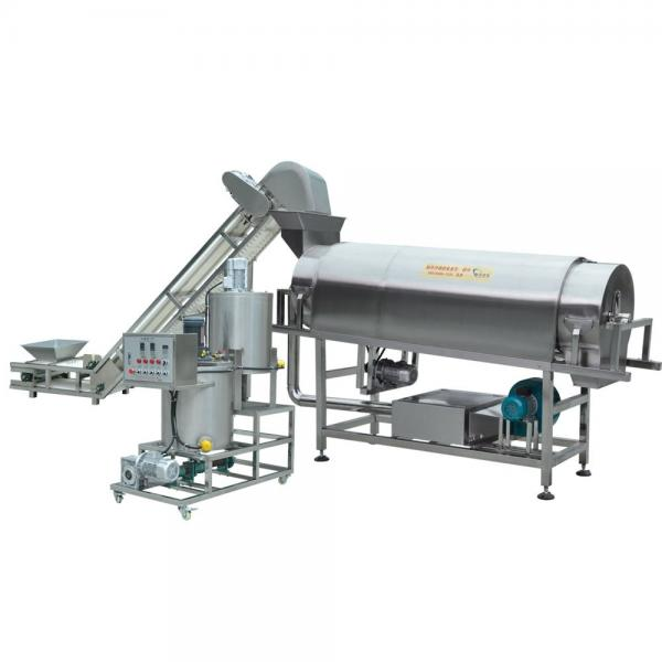 Toasted Breakfast Cereal Corn Flakes Processing Line